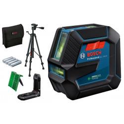 Линеен лазер BOSCH GLL 2-15 G + BT 150