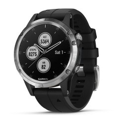GPS мултиспорт часовник GARMIN FĒNIX® 5 PLUS сив